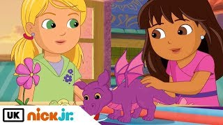 Dora and Friends | Little Dragon | Nick Jr. UK