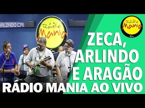 🔴 Radio Mania - Zeca Arlindo e Aragão - Ogum  Meu Lugar  Tendência