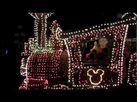 Main Street Electrical Parade (First Showing 2010) at the Magic Kingdom