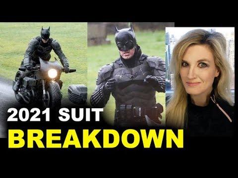 The Batman 2021 - Full Batsuit First Look REACTION