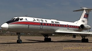 AIR KORYO Mini Series TU 134 Part 1