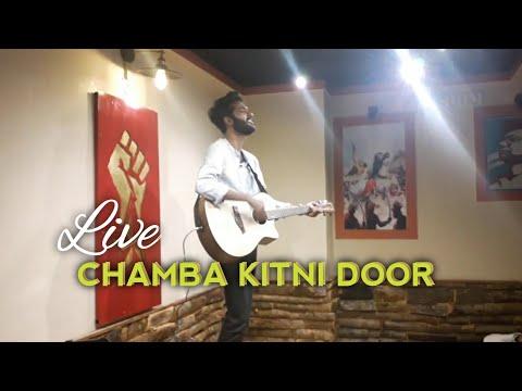 Chamba Kitni Door | Maye Ni Meriye | Live | Vidit Meghwal