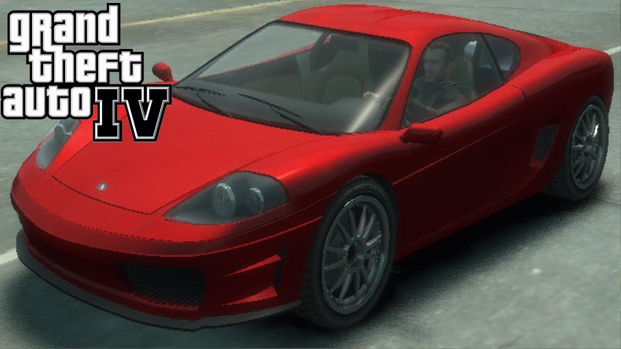 Turismo - GTA IV Stevie's Car Thefts (1080p) - YouTube