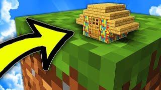 Нуб построил дом из лего в один пиксель в Майнкрафт ! Неудачник нуб против lego дом в 1 пиксель!