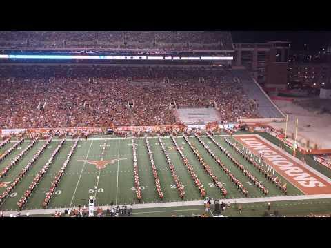 10-19-2019 The University Of Texas Longhorn Alumni Band