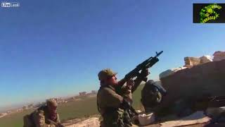チェチェンの戦闘【シリア】