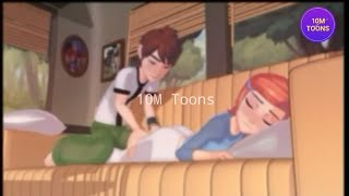 deleted scene of Ben 10 | 3d cartoon banned .