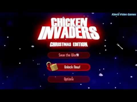 Chicken Invaders 2: The Next Wave Remastered - Christmas Edition - PC Gameplay