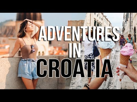 Craziest Day EVER in CROATIA!!!! Travel Vlogs!!!