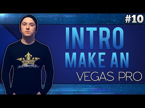 In this video I'll be showing you how to make a cool intro. It's done in the video editing software .