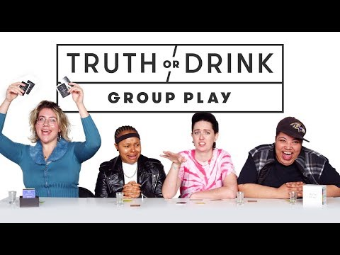Lesbians Get Personal During a Game of Truth or Drink   Truth or Drink   Cut