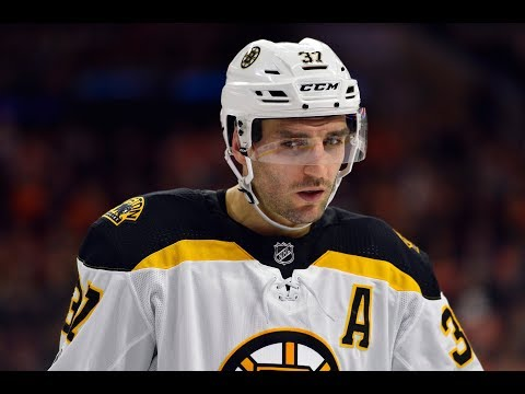 Patrice Bergeron injury news: Boston Bruins center skates Friday, not ruled out for Game 5