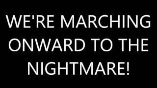Da Games - March Onward To Your Nightmare - FNAF Lyrics