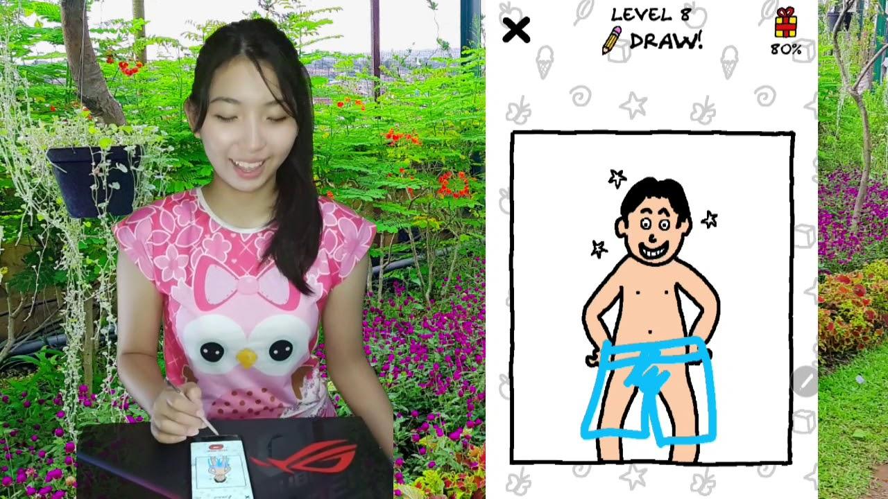 Jawaban Just Draw Level 6 7 8 9 10 Youtube