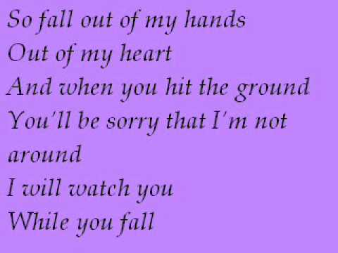 Fall - Ina  (Lyrics)