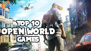 Top 15 Most Epic Open world Games for Android 2018   WITH DOWNLOAD LINKS