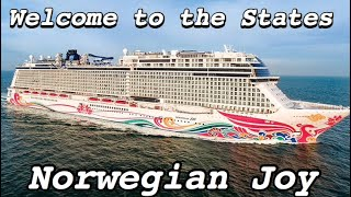 Norwegian Joy Makes Her North American Debut - Cruise News Ep. 20