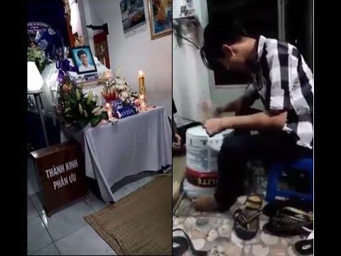 Nhạc Chế Gõ Po và Guitar - Quốc Bảo hát tiễn bạn Phát Chảy về nơi Yên Nghĩ...