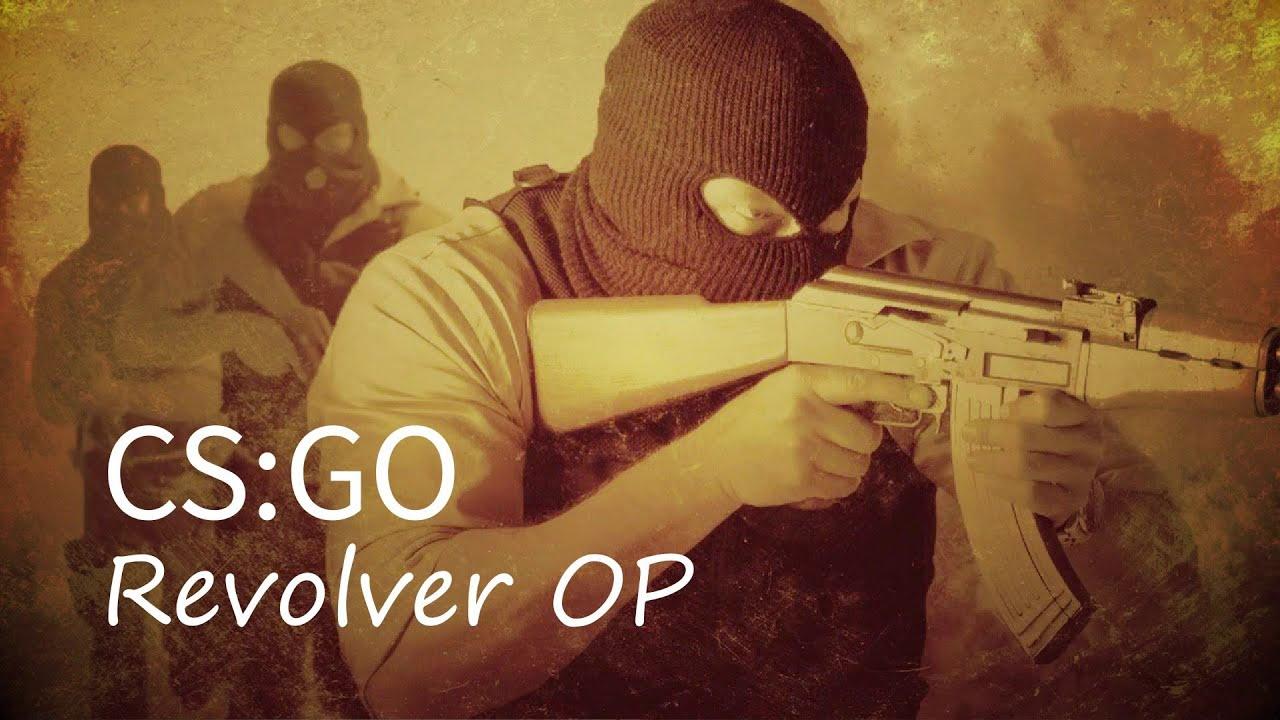 Cs Go Revolver