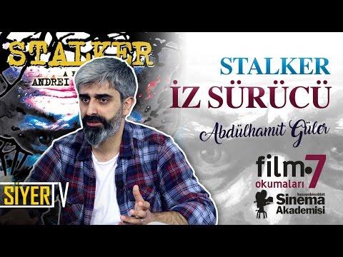 Stalker - İz Sürücü (Andrey Tarkovski)  | Abdülhamit Güler (Film Okumaları 7)