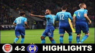 Download Video Arsenal vs Bate Borisov 4 2 All Goals & Extended Highlights - 28/09/2017 MP3 3GP MP4