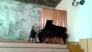 "I.Stepanova-Borovskaya Waltz ""Tender dream"" plays I.Stepanova-Borovskaya"