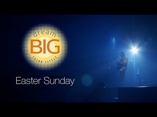 Dream Big Think Little (Easter Sunday)   Week 1   Sunday Mass for April 4