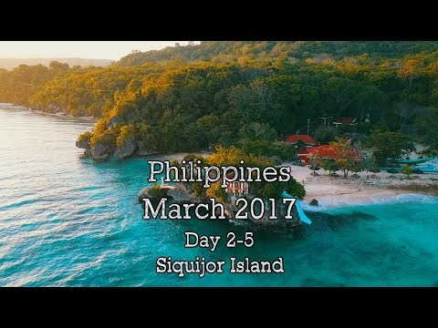 Philippines 2017 Day 2-5 -  Siquijor Island