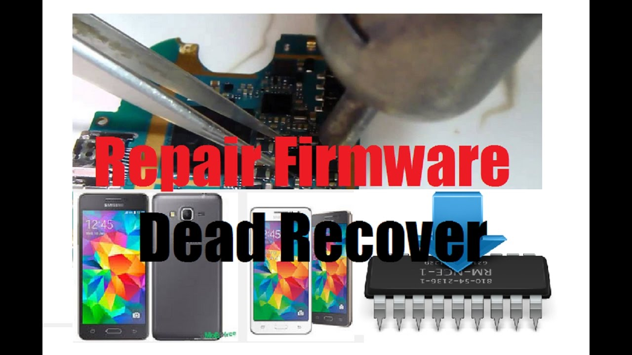 Samsung Galaxy G530H Fix Dead Boot with Repair Firmware