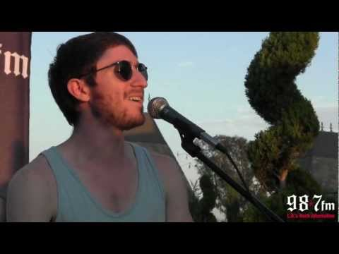 """Walk The Moon """"Tightrope"""" Live Acoustic @ 987FM Penthouse"""