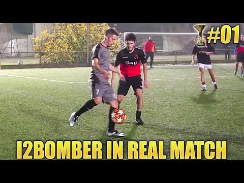 I2Bomber VS CAMPIONATO - Il 1° GOAL di Zapinho #1