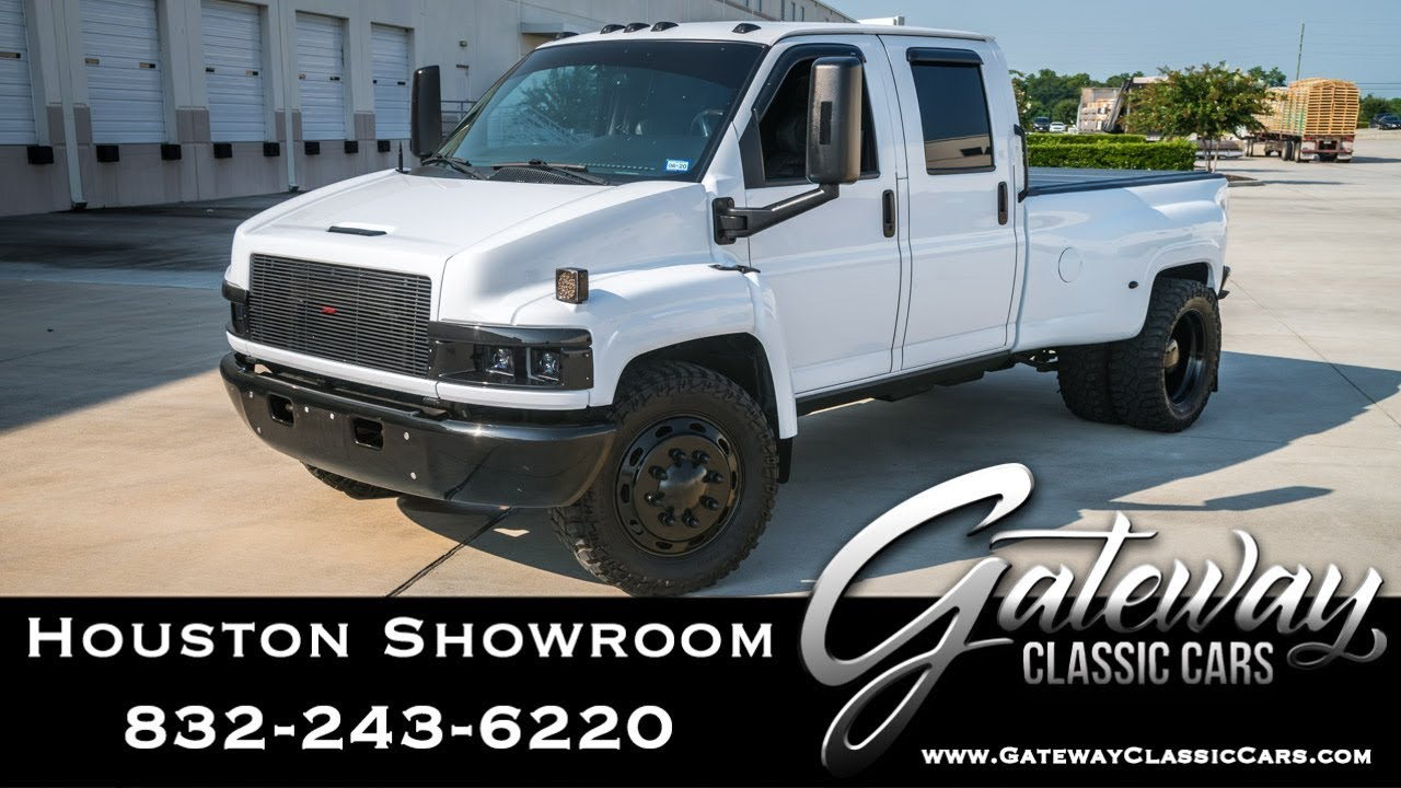 2006 Chevrolet C4500 Gateway Classic Cars #1603 Houston Showroom