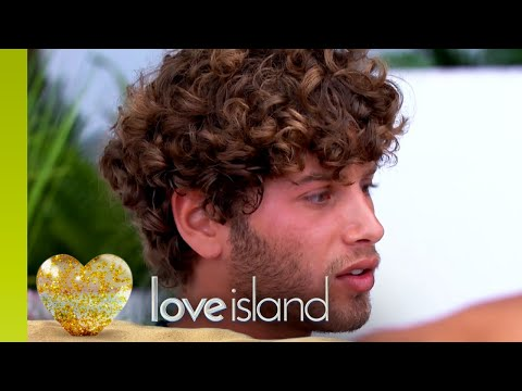 Eyal Confronts the Boys About Mission Dr DoMore | Love Island 2018