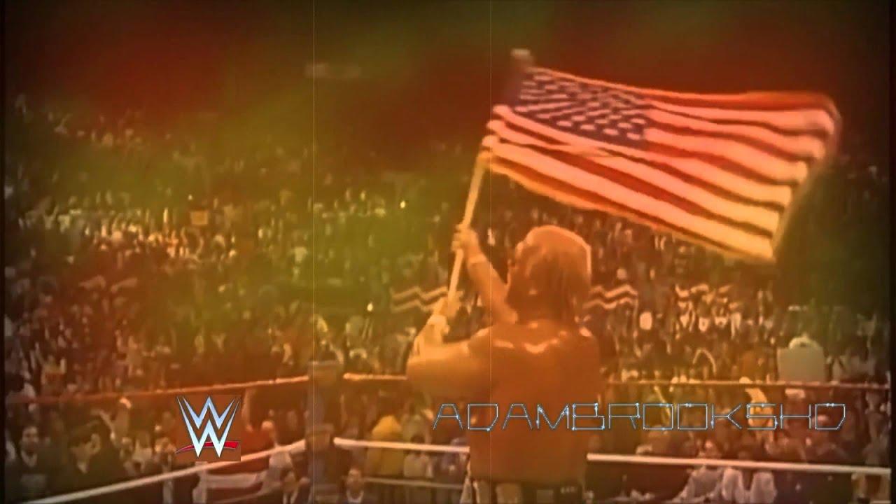 "WWE Hulk Hogan 6th Custom Return Entrance Video - ""Real ..."