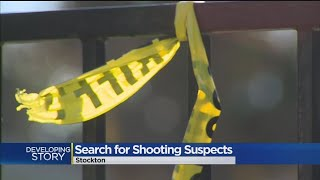 Shooting In Stockton