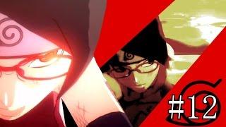 THE BEAST AWAKENED! | Naruto To Boruto- Naruto Storm 4 Online Ranked #12 - SARADA GAMEPLAY