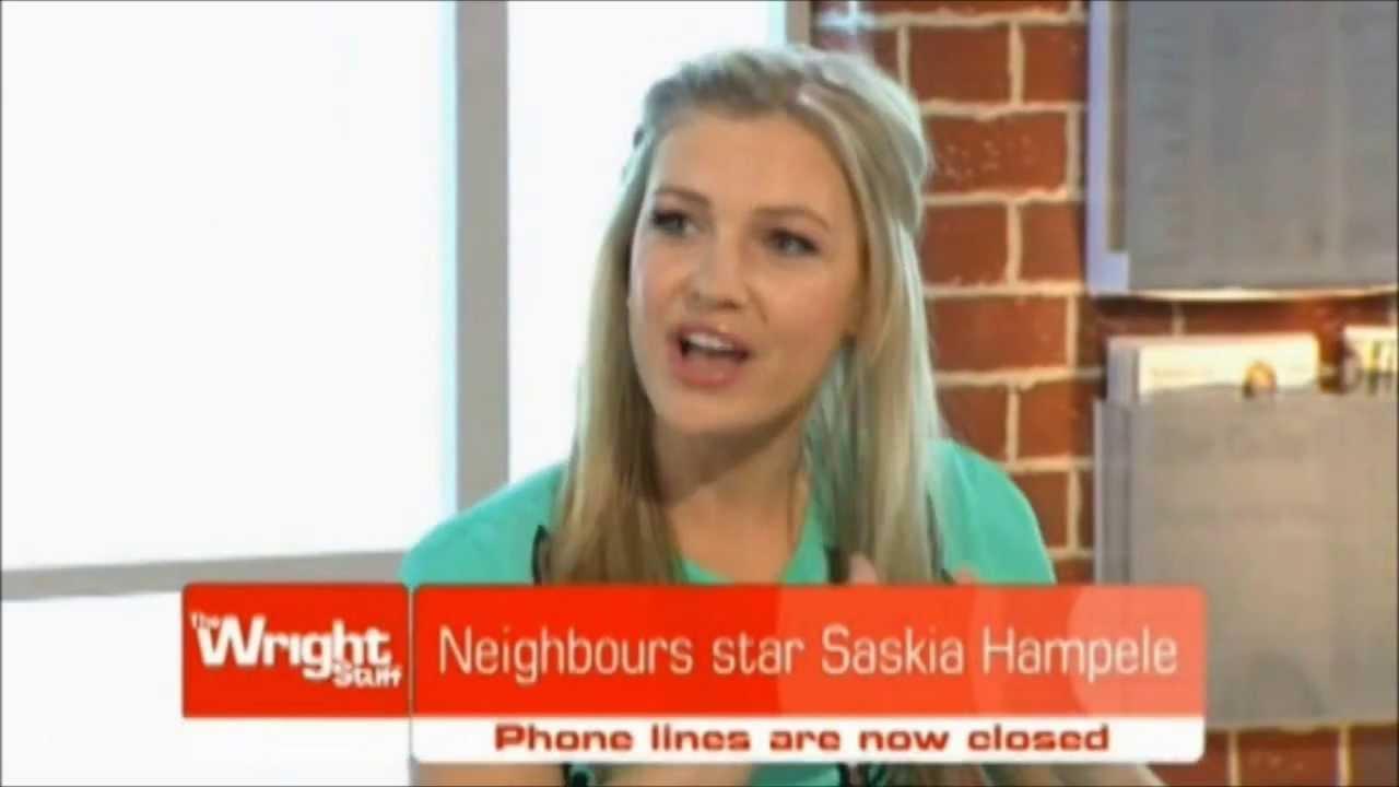 Watch Saskia Hampele video