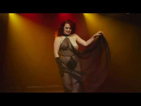 Burlesque by Pearls Daily from Kitty Nights Toronto: House of Noire