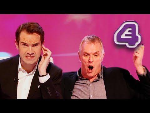 """Look At My Octopus Penis"" Greg Davies FINALLY LOSES His Mind!! 