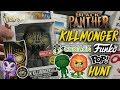 Black Panther Killmonger & ECCC Exclusives Funko Pop Hunt (CHASE)