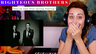 """Download Righteous Brothers """"You've Lost That Loving Feeling"""" REACTION & ANALYSIS by Vocal Coach"""