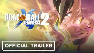 Dragon Ball Xenoverse 2 - Official Majuub & Android 21 Trailer