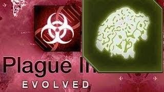 Unleashing PewDiePlague - Fungus Brutal Plague Inc: Evolved Gameplay