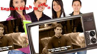 Learn English with Funny Movies - Funny Friends 0106