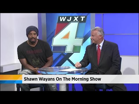 Shawn Wayans on the Morning