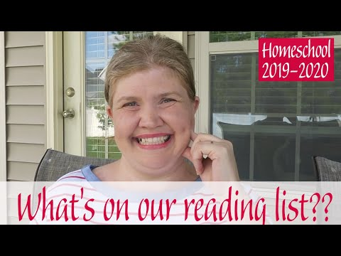 Homeschool Reading Lists For 4th, 6th, 10th Grades