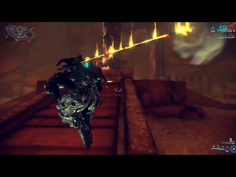 Warframe - Sands of Inaros Quest Final Boss Temple Protector   Basic Loadout