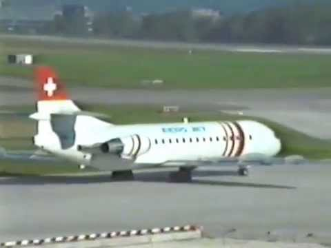 Caravelle at Zurich 1994