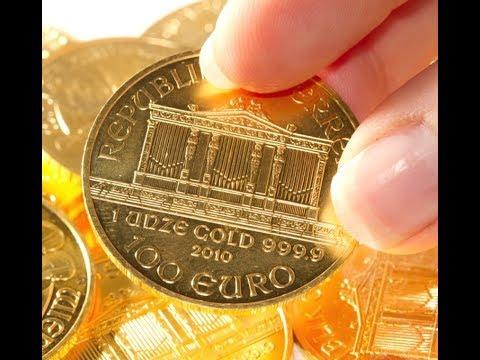 Ronald Stöferle und Chef der Münze Österreich sprechen über Gold