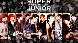 Super Junior - My All Is In You (roman&eng sub) Mp3
